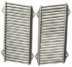 Ferguson TE20 Front Bonnet Grills(Top Quality British Made)